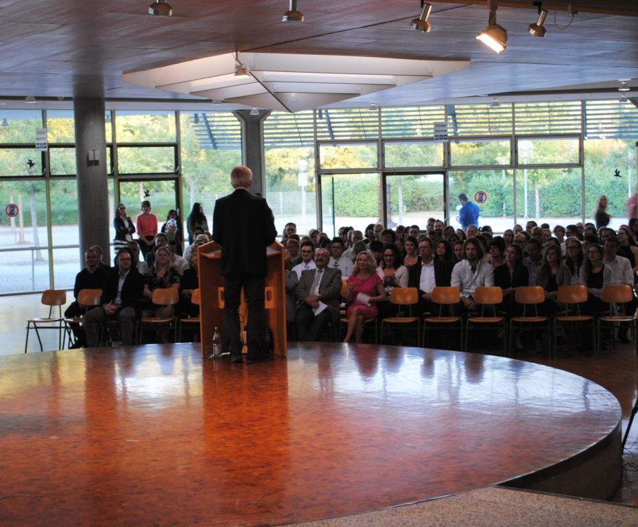 Abschlussfeier Bruchsal 2015 Balthasar-Neumann-Schule