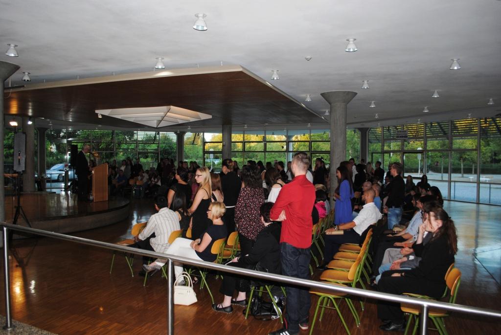 Abschlussfeier Bruchsal 2015 Freisprechung