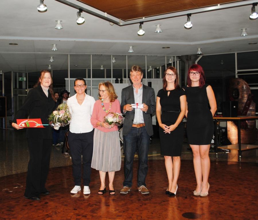 Abschlussfeier Bruchsal 2015 Kollegium