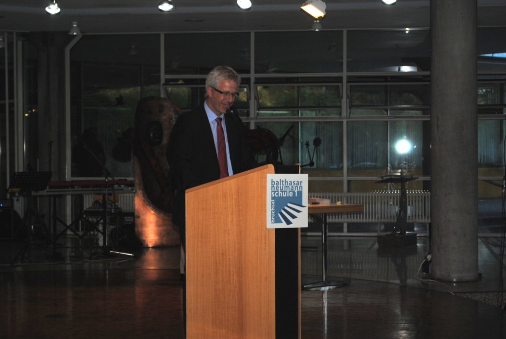 Abschlussfeier Bruchsal 2015 Matthias Müller