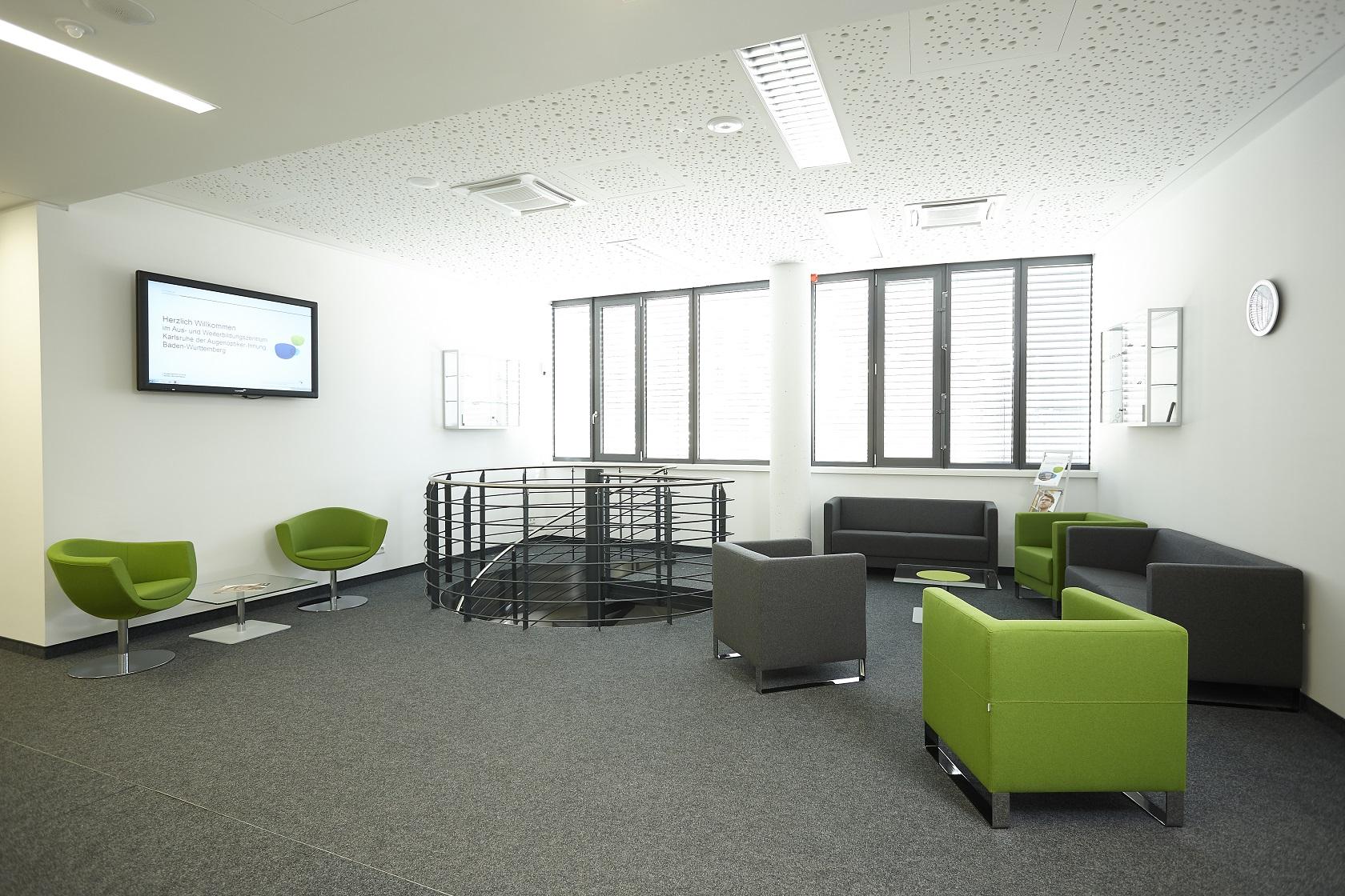 Aus- und Weiterbildungszentrum Lounge