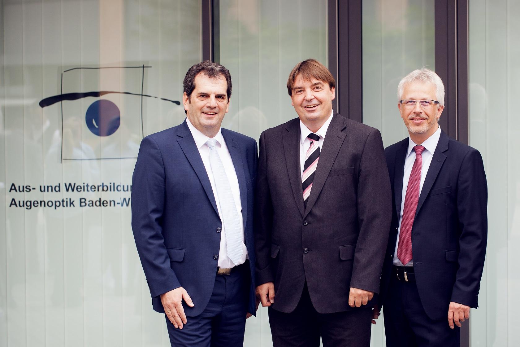 Feierliche Eröffnung Bernd Hammes