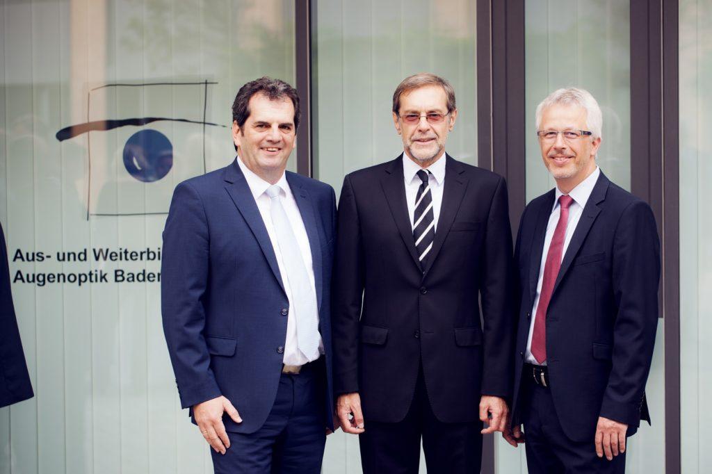 Feierliche Eröffnung Bernd Scherrer