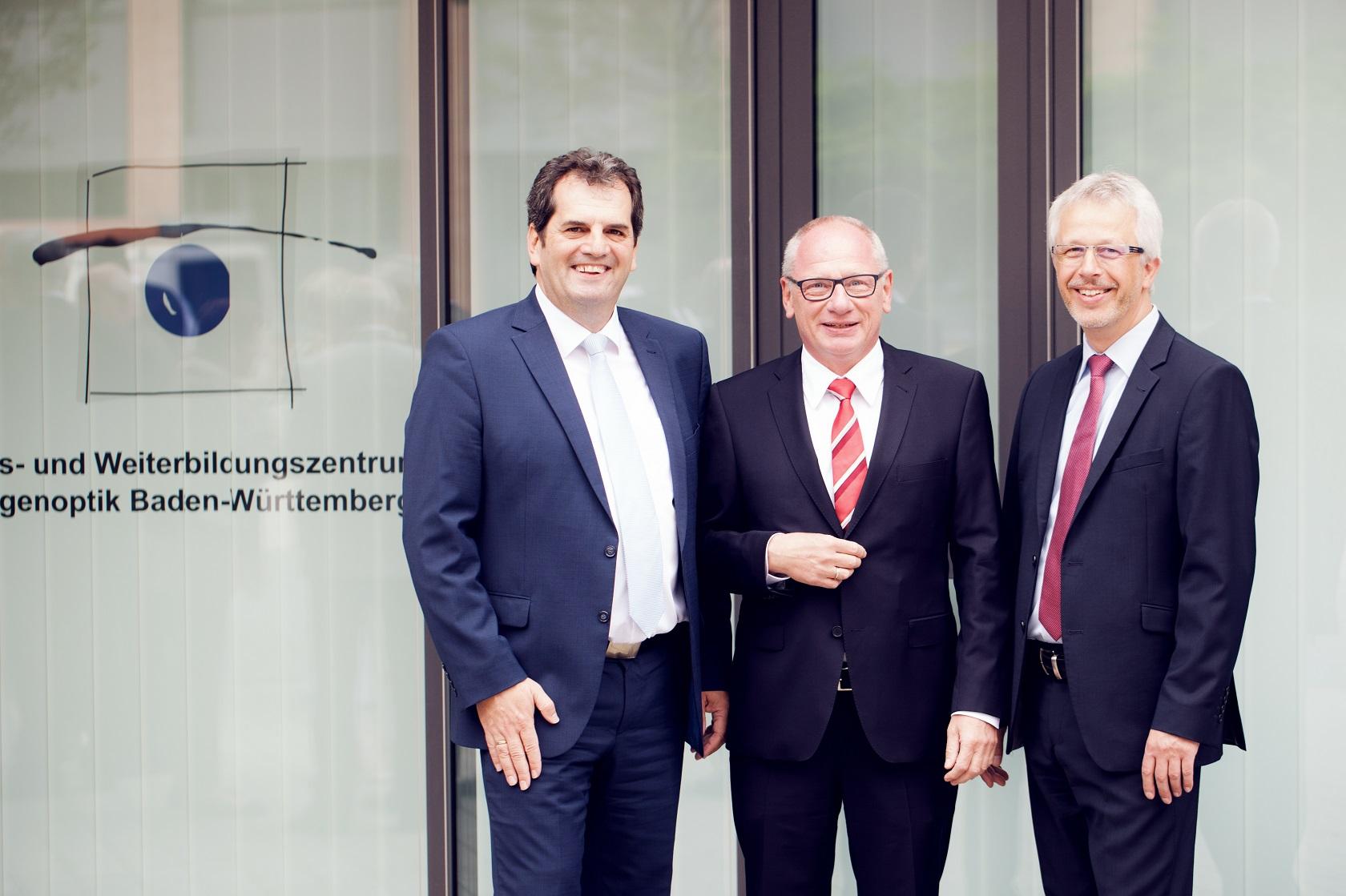 Feierliche Eröffnung Dieter Großewinkelmann