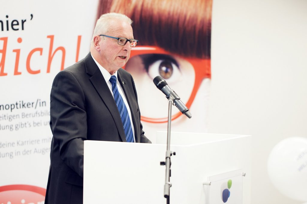 Feierliche Eröffnung Festrede Dieter Mollenkopf