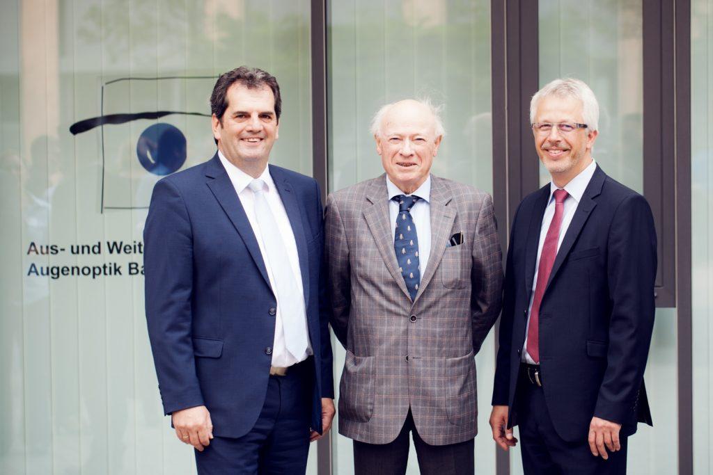 Feierliche Eröffnung Gerhard Richter