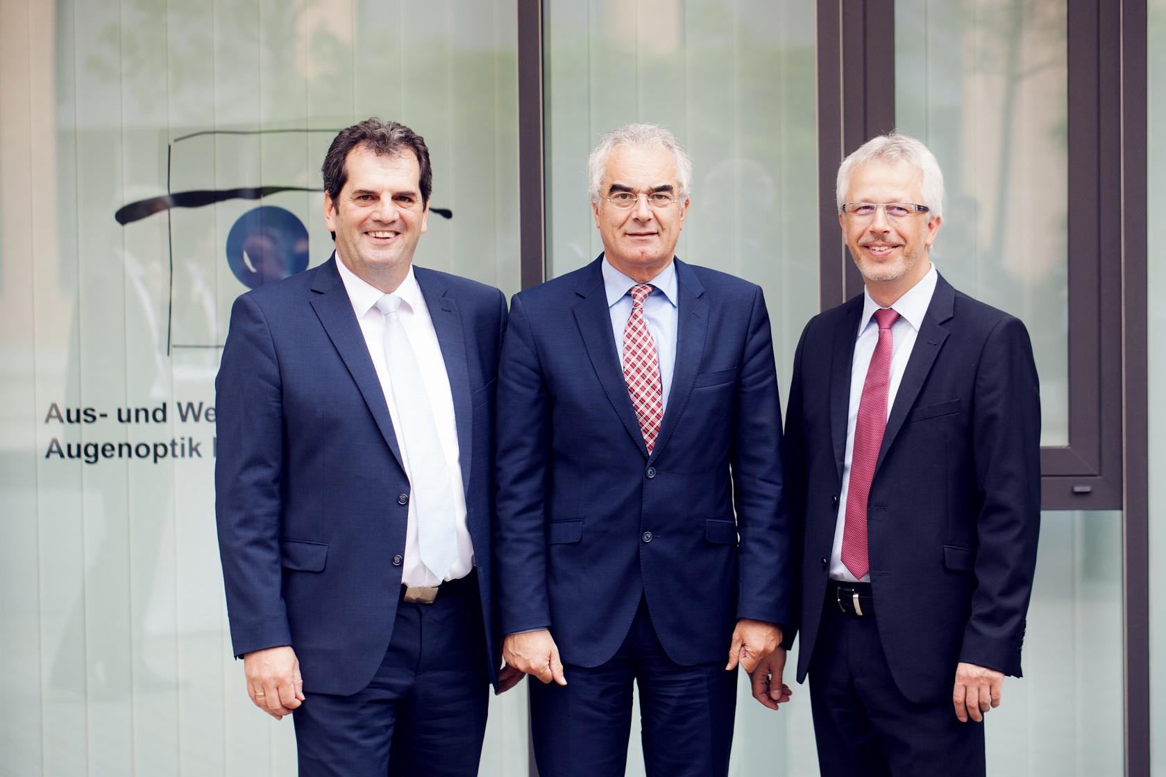 Feierliche Eröffnung Ministerialdirektor Guido Rebstock
