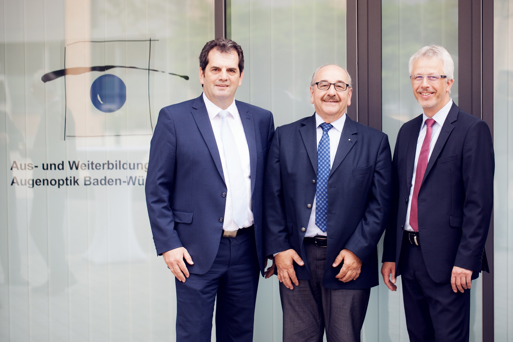 Feierliche Eröffnung Herbert Schäffner