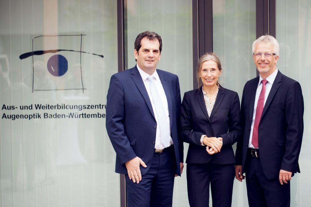 Feierliche Eröffnung Stadträtin Renate Rastätter