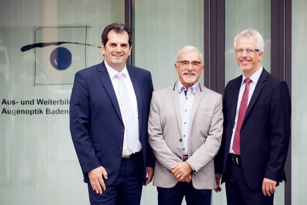 Feierliche Eröffnung Rolf Behret
