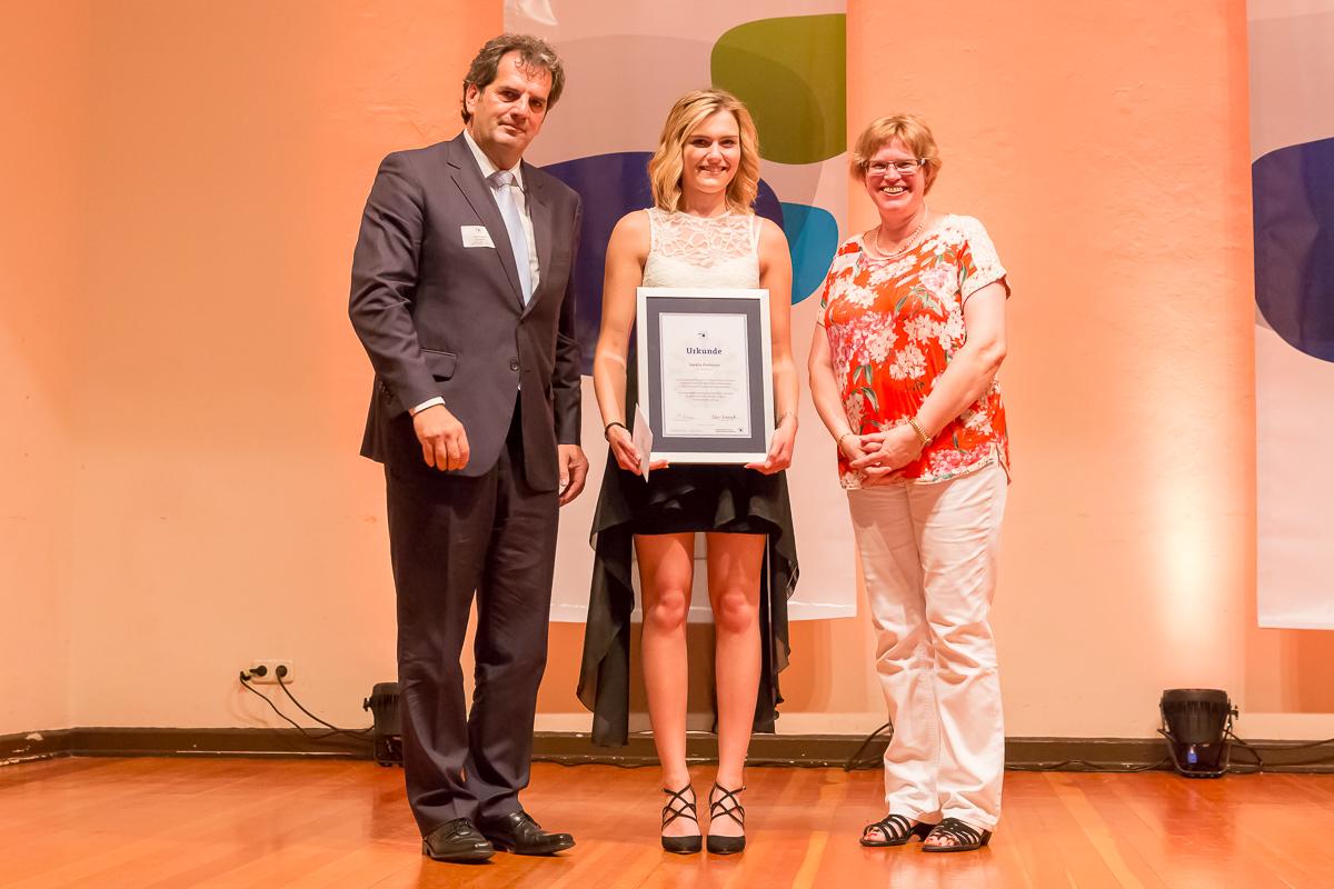 Freisprechungsfeier 2017 Mainz Auszeichnung Praktisch Beste Rheinland-Pfalz