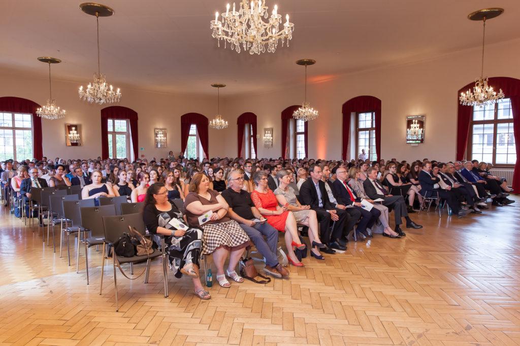 Freisprechungsfeier 2017 Mainz Gäste