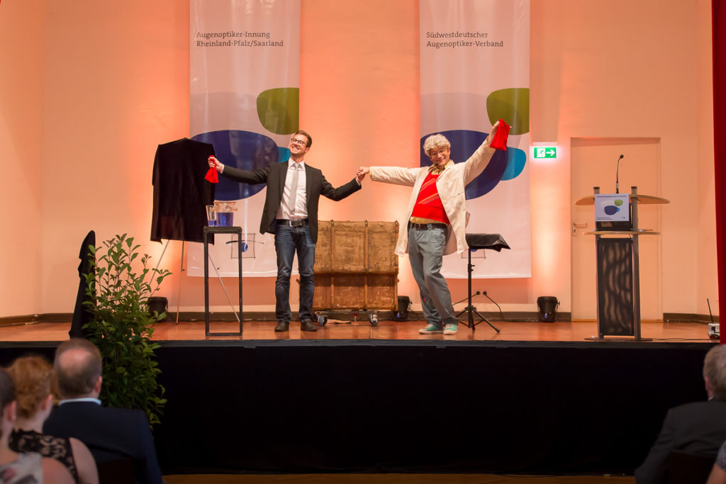 Freisprechungsfeier 2017 Mainz Geselle als Unterstützung