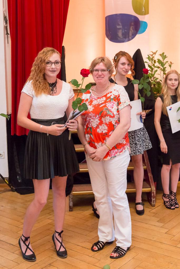 Freisprechungsfeier 2017 Mainz Klassenbeste Klasse A Berufsschule Koblenz