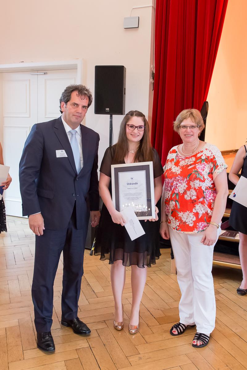 Freisprechungsfeier 2017 Mainz Klassenbeste Schulbeste Prüfungsbeste Gesellenprüfungsausschuss Koblenz-Trier