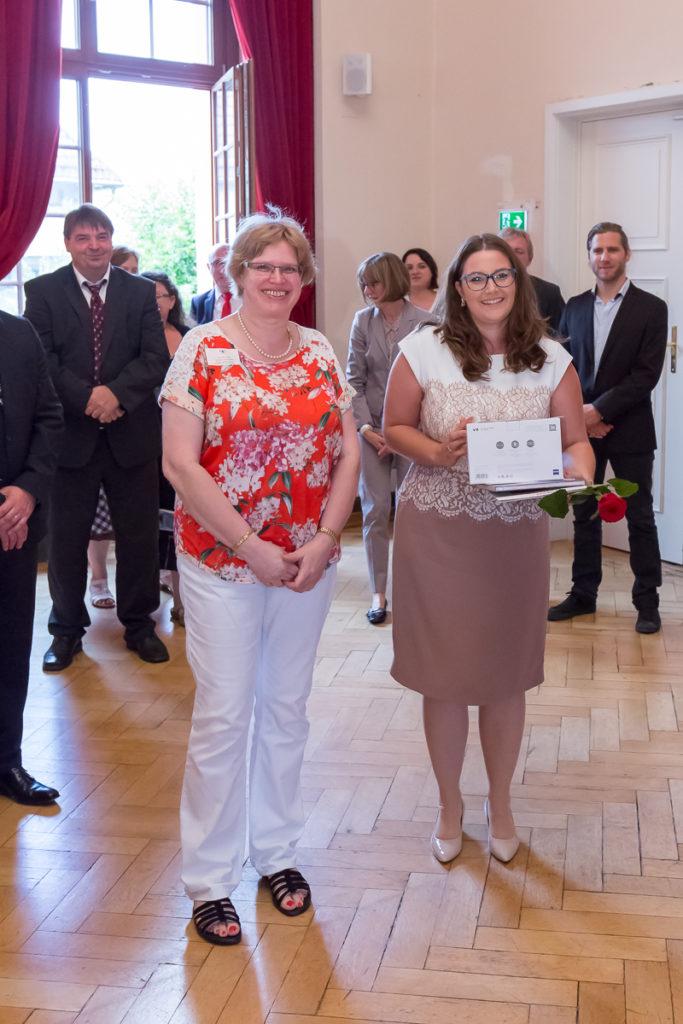 Freisprechungsfeier 2017 Mainz Schulbeste Berufsschule Koblenz
