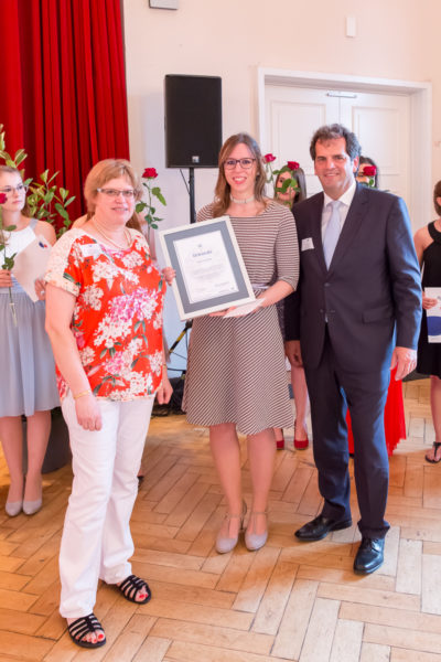 Freisprechungsfeier 2017 Mainz Schulbeste Klassenbeste Beste Gesellenprüfungsausschuss Rheinhessen-Pfalz