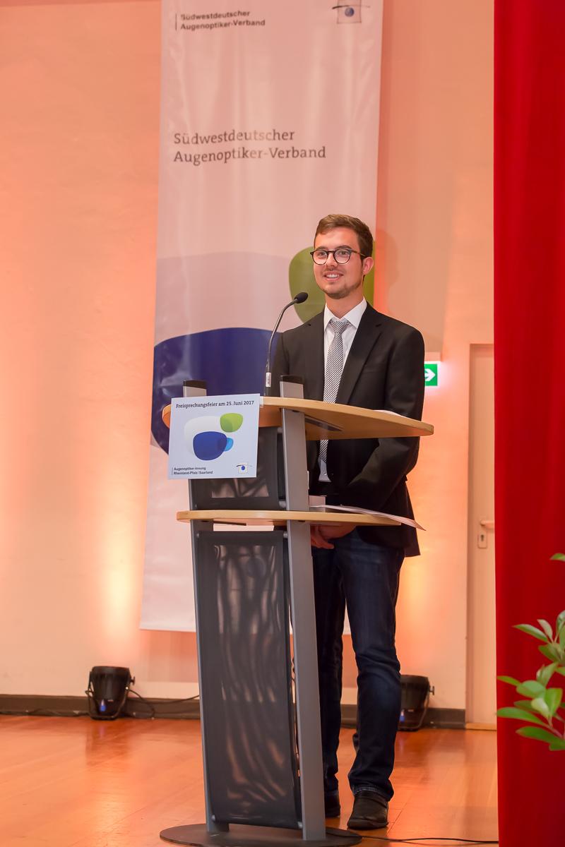 Freisprechungsfeier 2017 Mainz Verabschiedung Geselle Koblenz