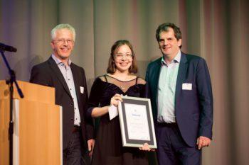 Freisprechungsfeier-2019-Berufsschule-Bruchsal-Drittbestes-Gesamtergebnis-in-BW-Katja-Koehler (Bild: Andreas Friedrich)