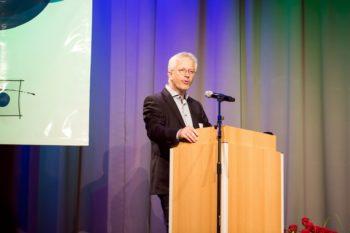 Freisprechungsfeier-2019-Berufsschule-Bruchsal-Eroeffnung-durch-Landesinnungsmeister-Matthias-Mueller (Bild: Andreas Friedrich)