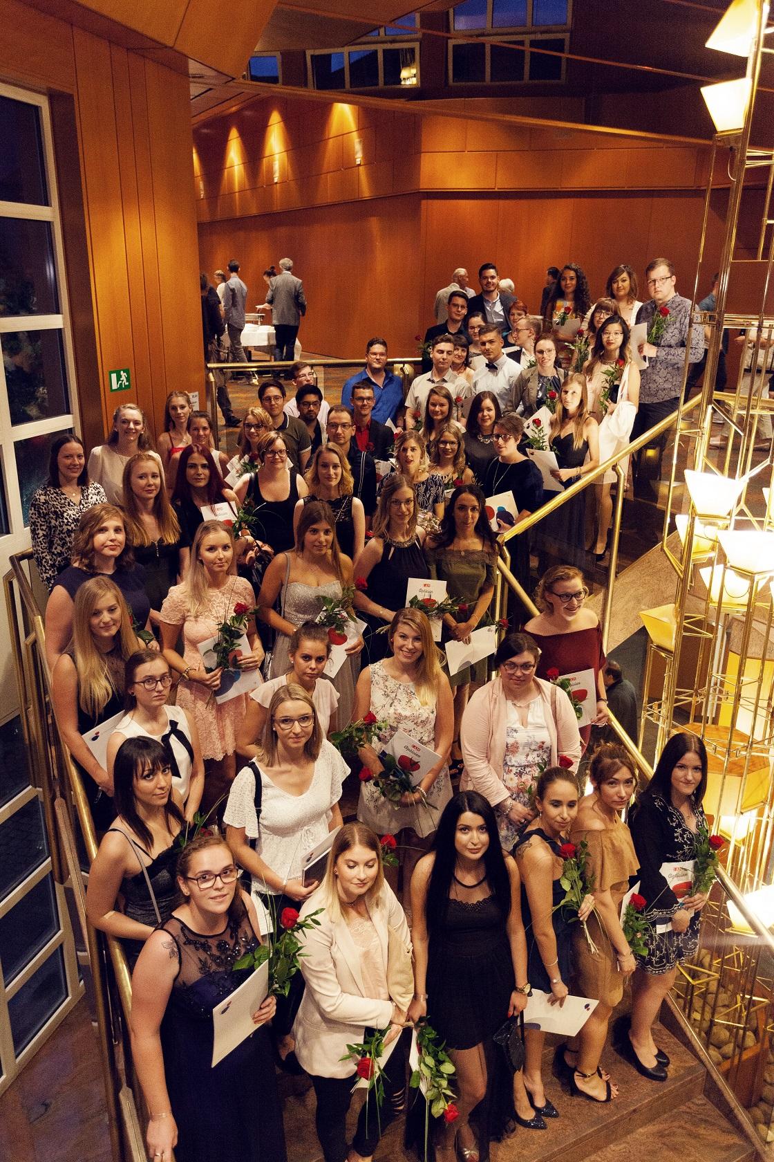Freisprechungsfeier Bruchsal 2017 Alle Absolventen
