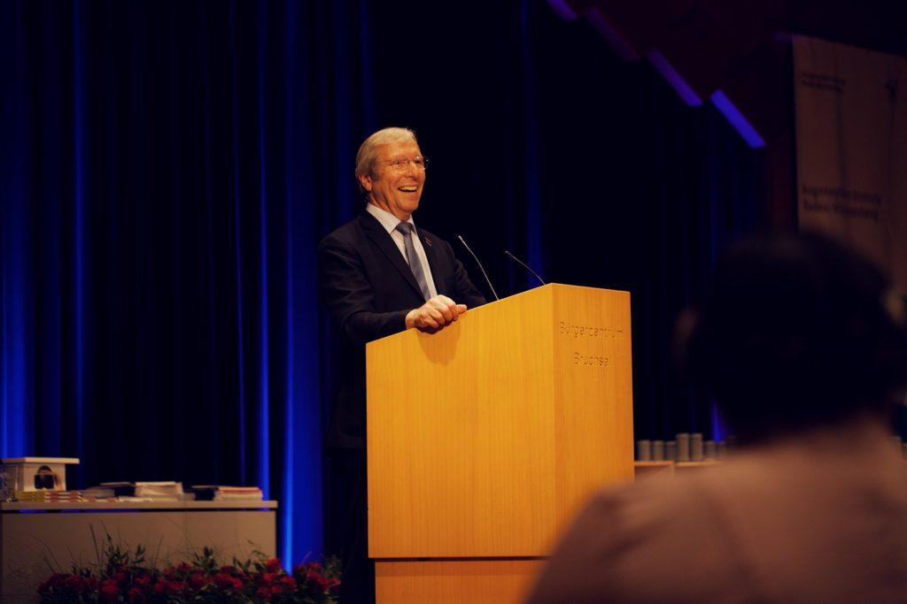 Freisprechungsfeier Bruchsal 2017 Begrüßung Alois Jöst