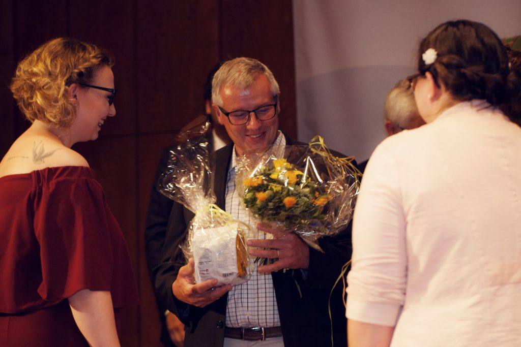 Freisprechungsfeier Bruchsal 2017 Dr. Haffner