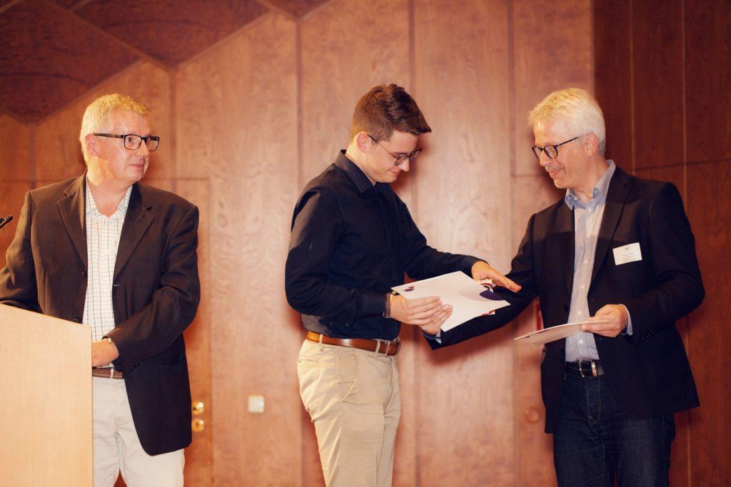 Freisprechungsfeier Bruchsal 2017 Dr. Haffner Geselle Matthias Müller