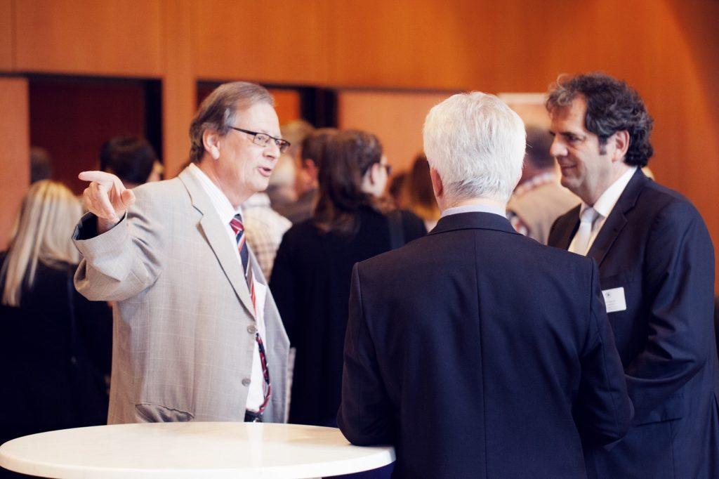 Freisprechungsfeier Bruchsal 2017 Gespräche mit Matthias Müller
