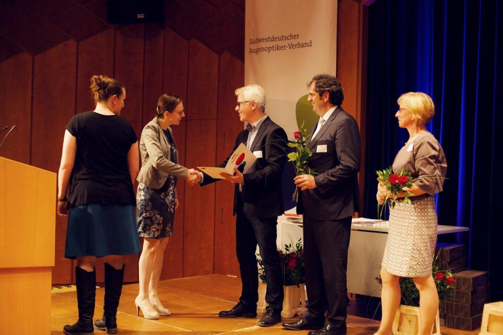 Freisprechungsfeier Bruchsal 2017 Gratulation