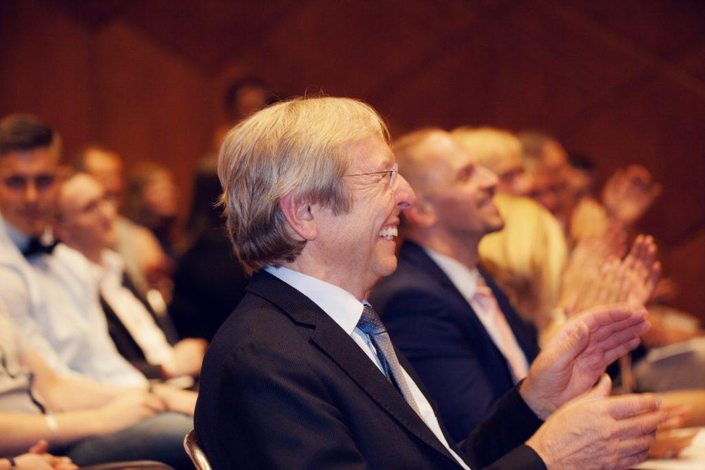 Freisprechungsfeier Bruchsal 2017 Präsident Alois Jöst