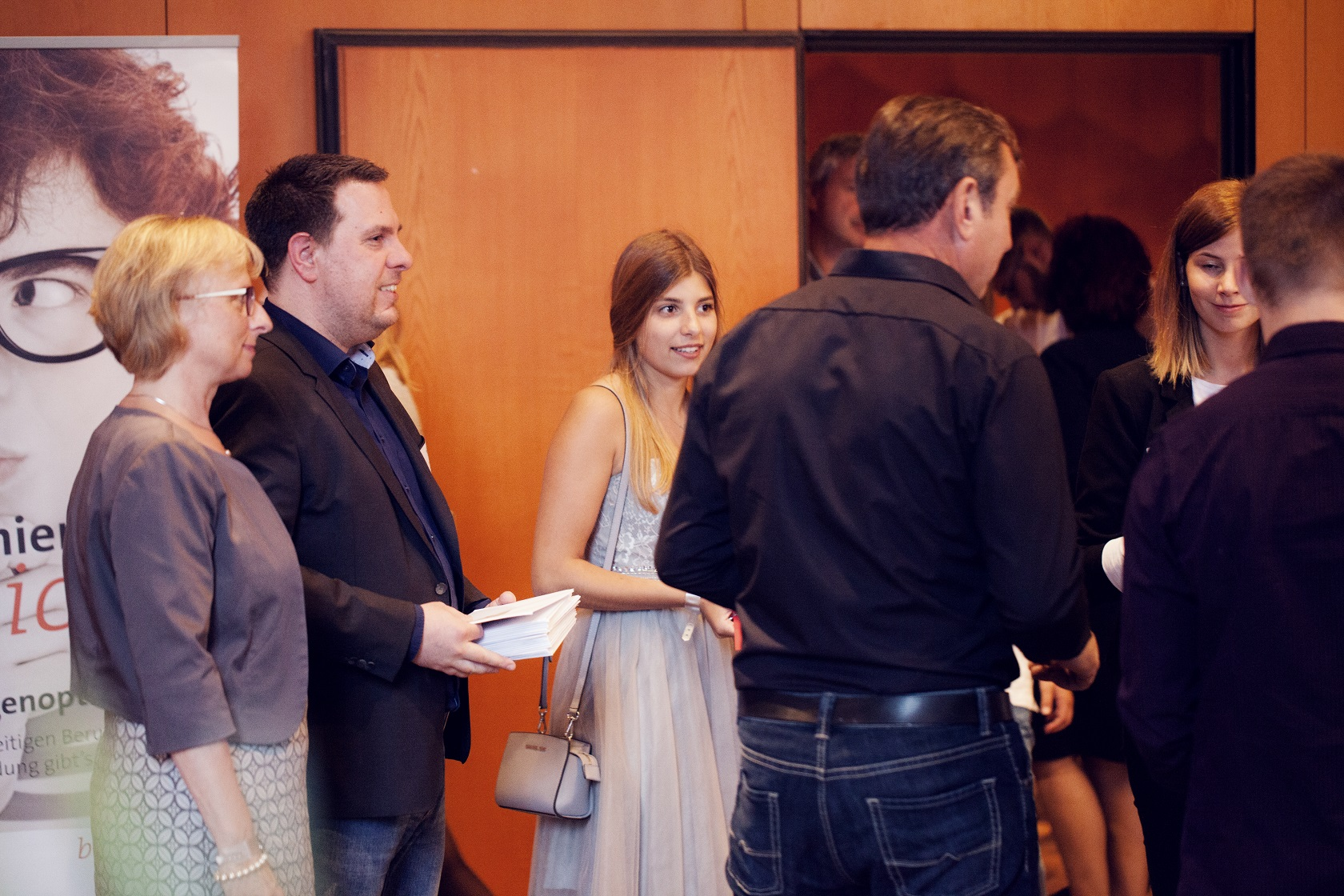 Freisprechungsfeier Bruchsal 2017 Saalöffnung