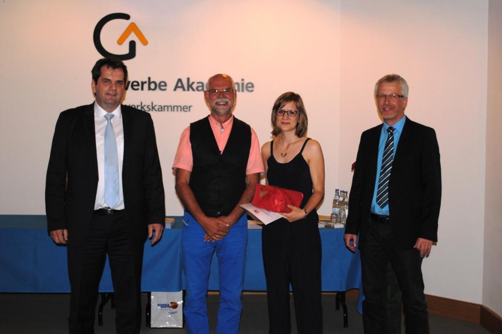 Freisprechungsfeier Freiburg 2015 Geschenke
