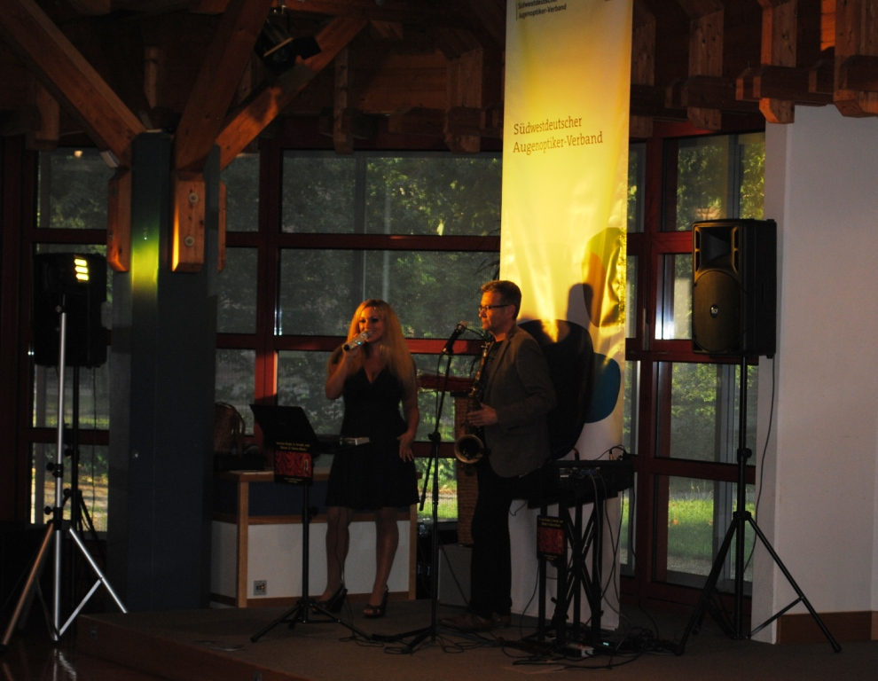 Freisprechungsfeier Freiburg 2015 Musikalische Einlage