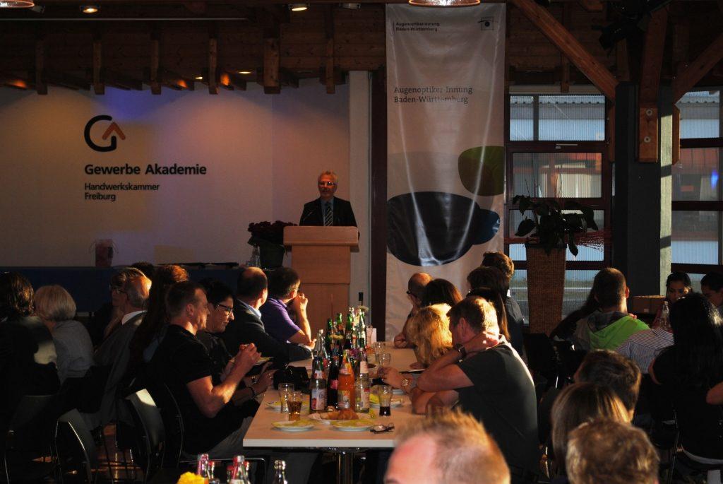 Freisprechungsfeier Freiburg 2015 Reden