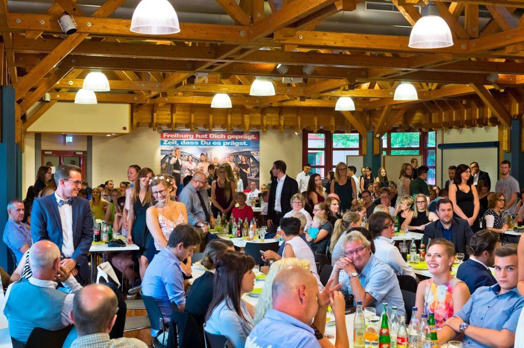Freisprechungsfeier Freiburg 2016 Freisprechung
