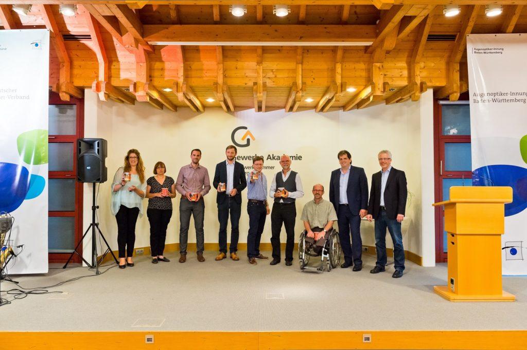 Freisprechungsfeier Freiburg 2016 Lehrerkollegium