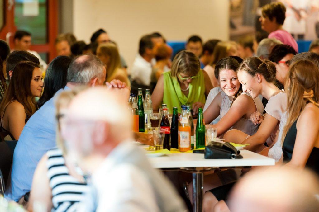 Freisprechungsfeier Freiburg 2016 gute Laune