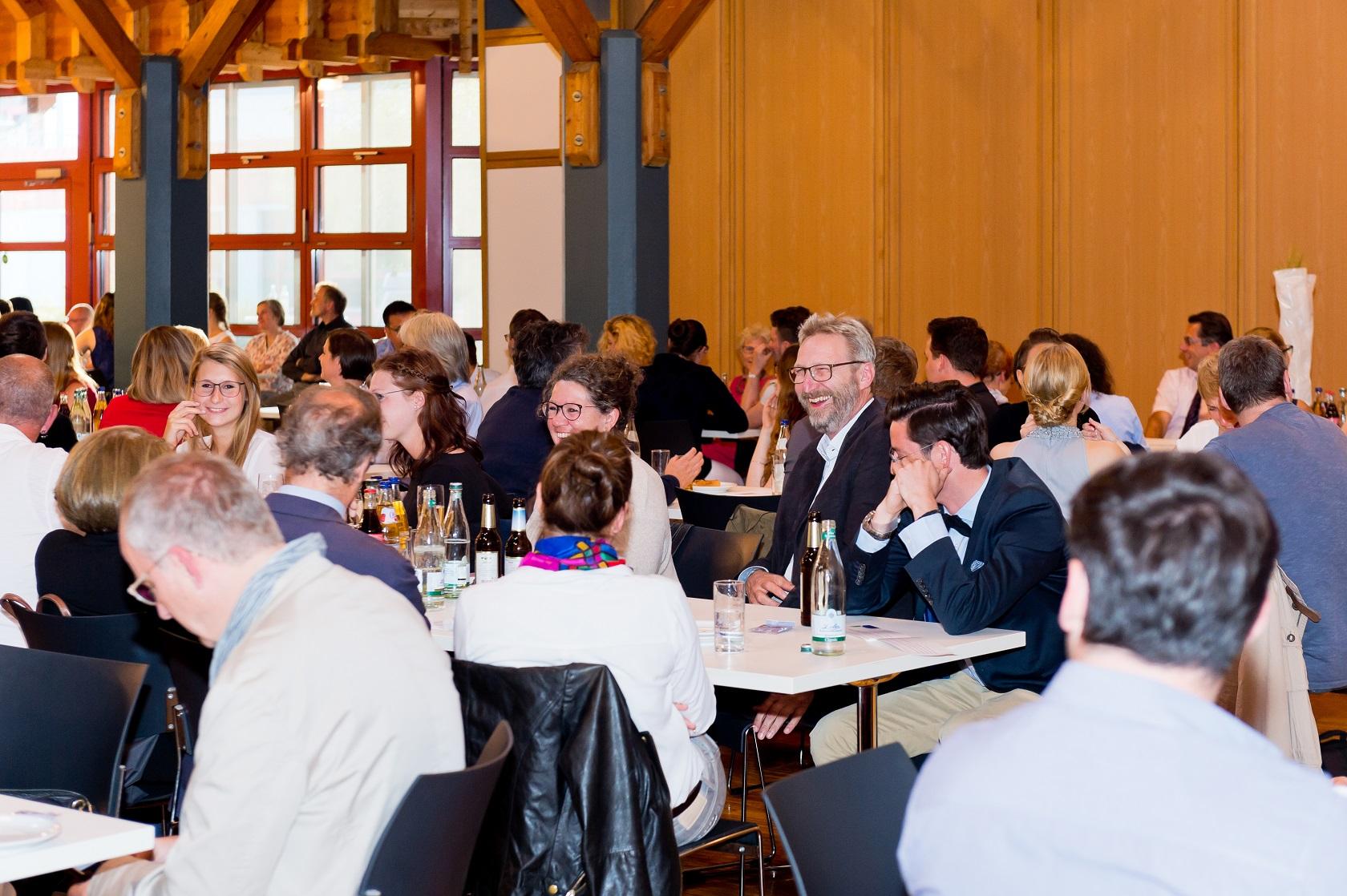 Freisprechungsfeier Freiburg 2017 Amüsanter Abend