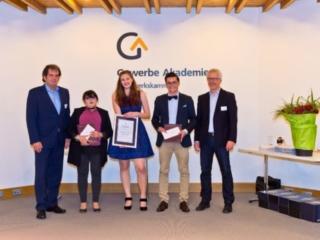 Freisprechungsfeier Freiburg 2017 Auszeichnungen Klassenbeste