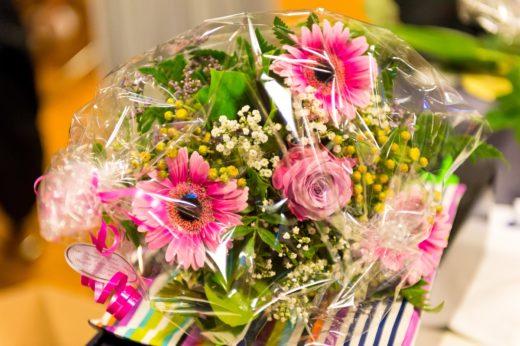 Freisprechungsfeier Freiburg 2017 Blumengruß