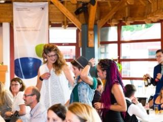 Freisprechungsfeier Freiburg 2017 Eintreffen der Gäste