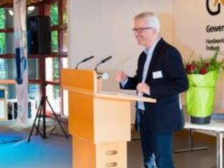 Freisprechungsfeier Freiburg 2017 Eröffnung Matthias Müller