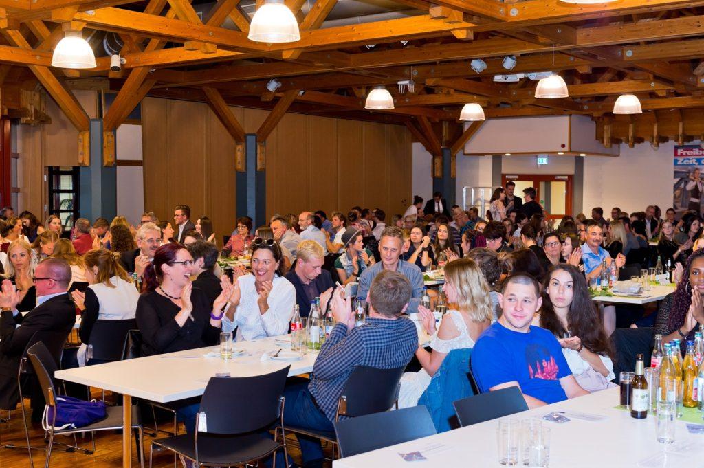 Freisprechungsfeier Freiburg 2017 Geselligkeit