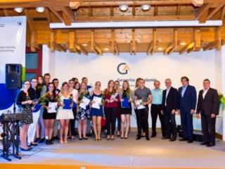 Freisprechungsfeier Freiburg 2017 Klasse 2