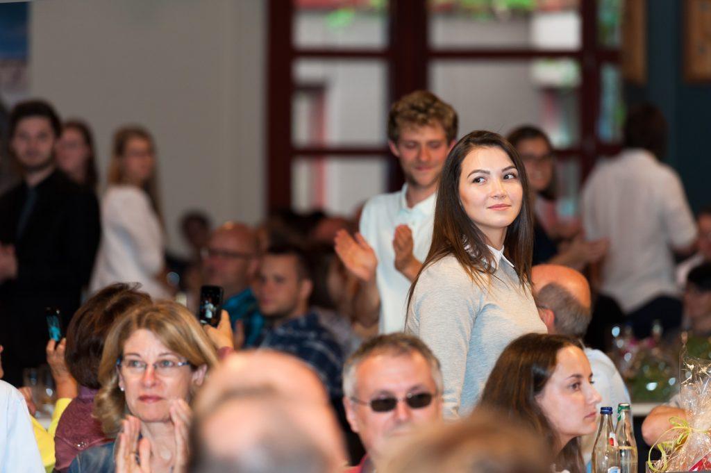 Freisprechungsfeier Freiburg 2017 Offizielle Freisprechung