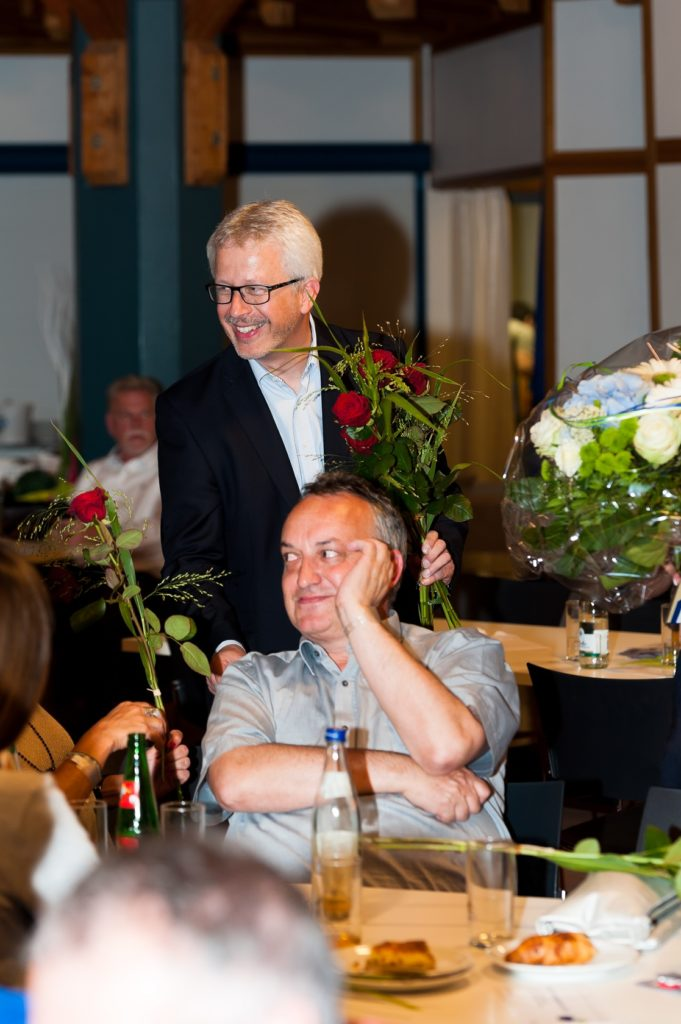 Freisprechungsfeier Freiburg 2017 Rosengrüße