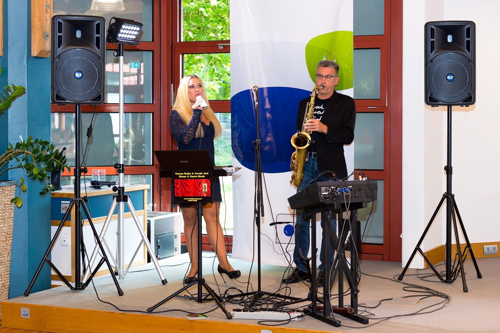 Freisprechungsfeier Freiburg 2017 Verena Ruder und Arnold Jost