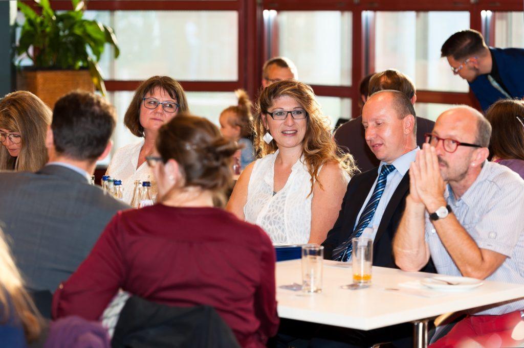 Freisprechungsfeier Freiburg 2017 Vertreter der Berufsschule
