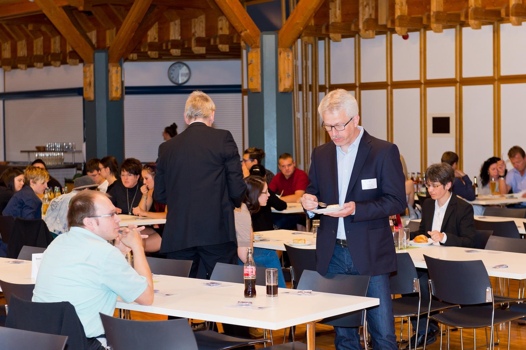 Freisprechungsfeier Freiburg 2017 Vorbereitungen Matthias Müller